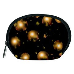Golden balls Accessory Pouches (Medium)