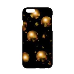 Golden balls Apple iPhone 6/6S Hardshell Case