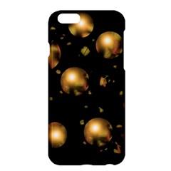 Golden balls Apple iPhone 6 Plus/6S Plus Hardshell Case