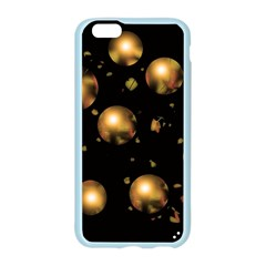 Golden balls Apple Seamless iPhone 6/6S Case (Color)