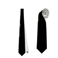 Silver pearls Neckties (One Side)