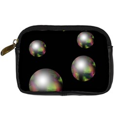 Silver pearls Digital Camera Cases