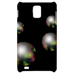 Silver pearls Samsung Infuse 4G Hardshell Case