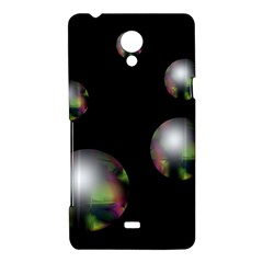 Silver pearls Sony Xperia T