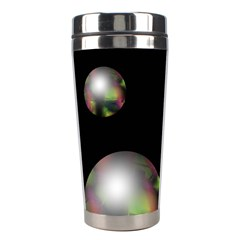 Silver pearls Stainless Steel Travel Tumblers