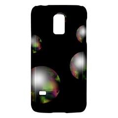 Silver Pearls Galaxy S5 Mini