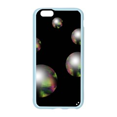 Silver pearls Apple Seamless iPhone 6/6S Case (Color)