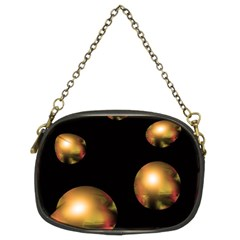 Golden pearls Chain Purses (Two Sides)