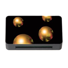 Golden pearls Memory Card Reader with CF