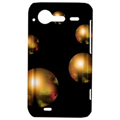 Golden pearls HTC Incredible S Hardshell Case