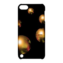 Golden pearls Apple iPod Touch 5 Hardshell Case with Stand