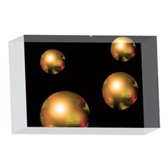 Golden pearls 4 x 6  Acrylic Photo Blocks