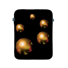 Golden pearls Apple iPad 2/3/4 Protective Soft Cases