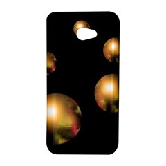 Golden pearls HTC Butterfly S/HTC 9060 Hardshell Case
