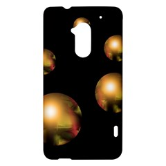 Golden pearls HTC One Max (T6) Hardshell Case