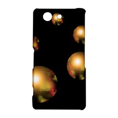 Golden pearls Sony Xperia Z3 Compact