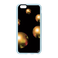Golden pearls Apple Seamless iPhone 6/6S Case (Color)