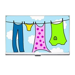 Laundry Business Card Holders