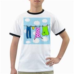 Laundry Ringer T-Shirts