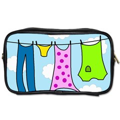 Laundry Toiletries Bags 2-Side