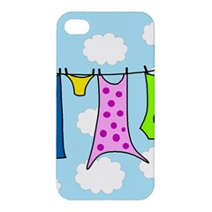Laundry Apple iPhone 4/4S Premium Hardshell Case