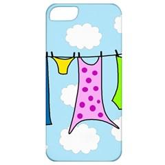 Laundry Apple iPhone 5 Classic Hardshell Case