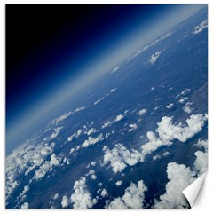 Space Photography Canvas 12  x 12