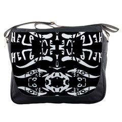 The Only One Is Free Messenger Bags
