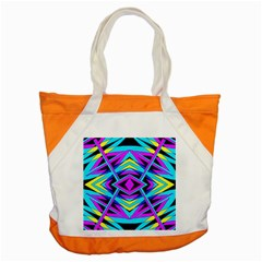 Time Warp Accent Tote Bag
