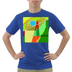 Colorful abstraction Dark T-Shirt