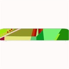 Colorful abstraction Small Bar Mats