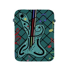 Blue guitar Apple iPad 2/3/4 Protective Soft Cases