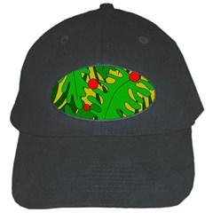 In the jungle Black Cap