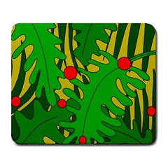 In the jungle Large Mousepads