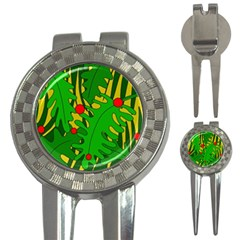 In the jungle 3-in-1 Golf Divots