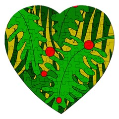In the jungle Jigsaw Puzzle (Heart)