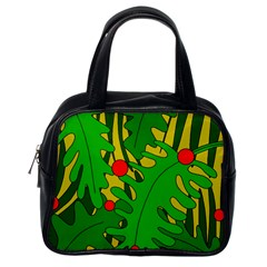 In the jungle Classic Handbags (One Side)