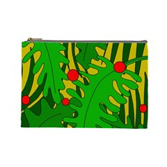 In the jungle Cosmetic Bag (Large)