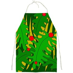 In the jungle Full Print Aprons