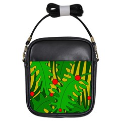 In the jungle Girls Sling Bags