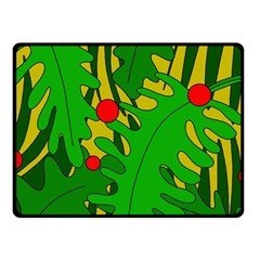 In the jungle Fleece Blanket (Small)