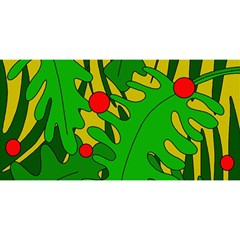In the jungle YOU ARE INVITED 3D Greeting Card (8x4)