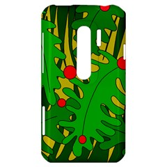 In the jungle HTC Evo 3D Hardshell Case