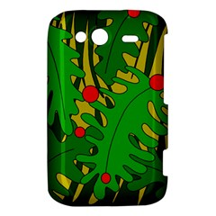 In the jungle HTC Wildfire S A510e Hardshell Case