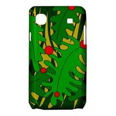 In the jungle Samsung Galaxy SL i9003 Hardshell Case