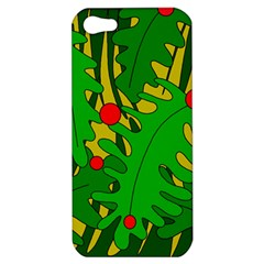 In the jungle Apple iPhone 5 Hardshell Case