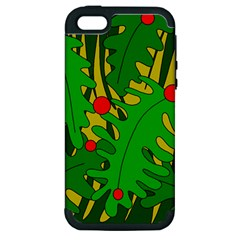 In the jungle Apple iPhone 5 Hardshell Case (PC+Silicone)