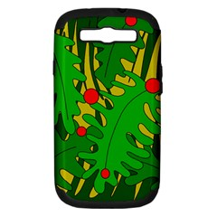 In the jungle Samsung Galaxy S III Hardshell Case (PC+Silicone)