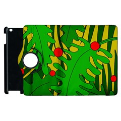 In the jungle Apple iPad 2 Flip 360 Case