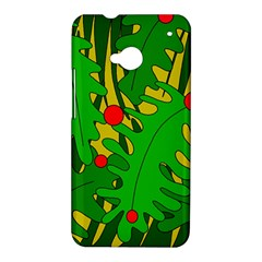 In the jungle HTC One M7 Hardshell Case